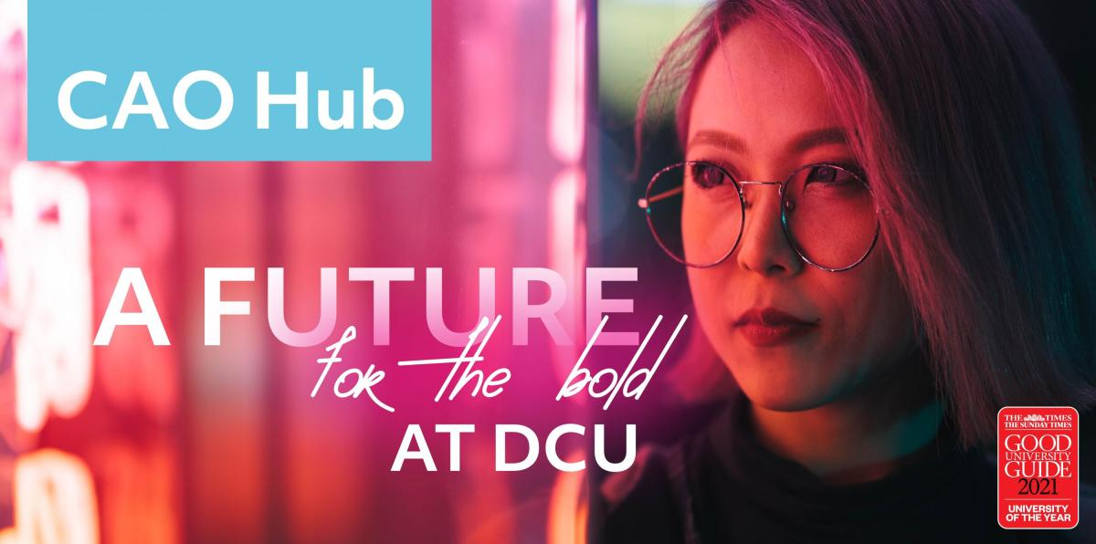 DCU A Future for the Bold