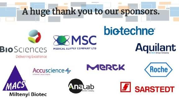 The sponsors of the 12th Annual Research Day
