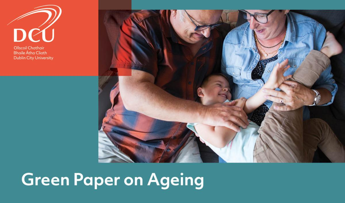 Green Paper on Ageing Notice