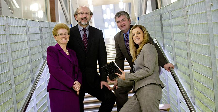 Minister Jan O'Sullivan Launches MOOC as a 21st Century Learning Tool for Teachers