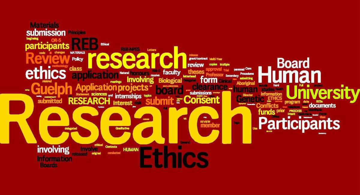 Research Ethics photo