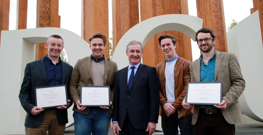 DCU Innovation Award winners announced
