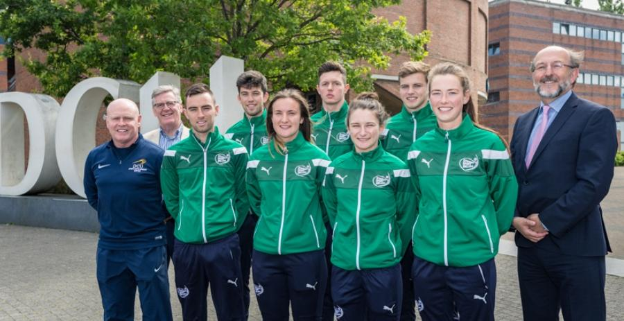 Eight DCU Students to compete at the World University Games, Taipei, Taiwan 19th-30th August 2017