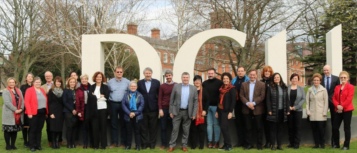 Partners involved in the Erasmus funded 'Assessment of Transversal Skills in STEM' project