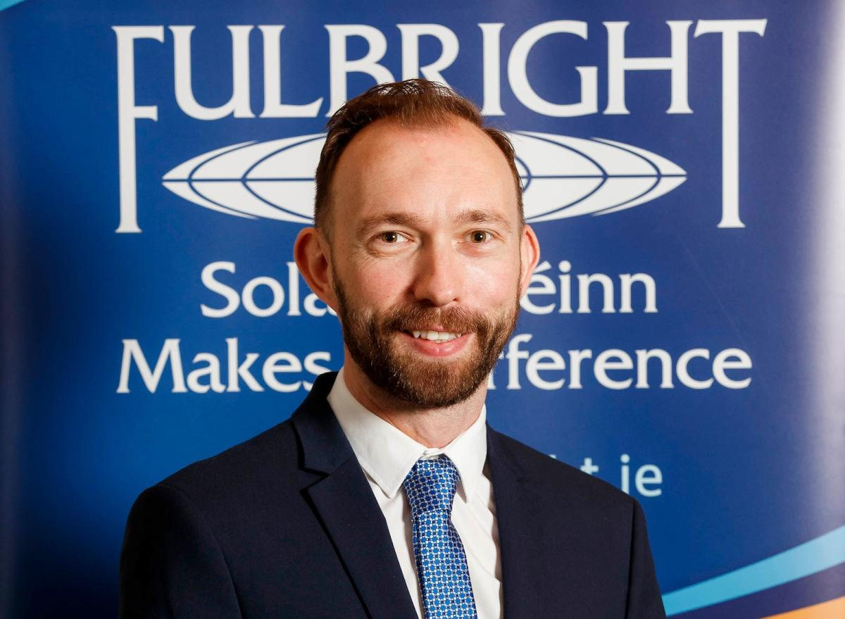 Francis Ward Announced as a 2019-2020 Fulbright Awardee