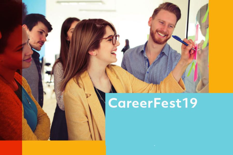 DCU Careers Fair 2019