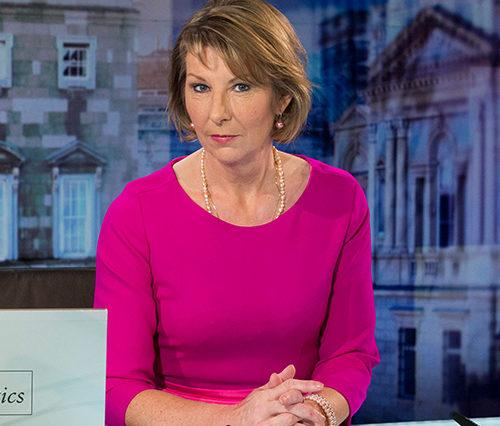 RTE broadcaster Aine Lawlor to deliver keynote address during Wednesday's 'Mary McAleese Women In Leadership Lecture Series'