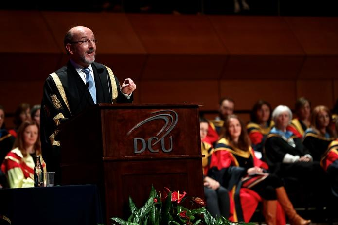 DCU Graduation: President says universities must focus on developing 'citizens of the world'