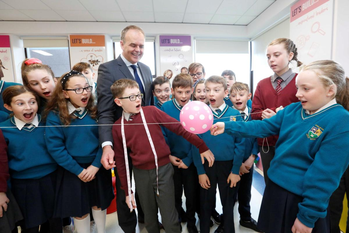 Minister for Education and Skills launches guidelines for developing STEM School – Business/ Industry partnerships